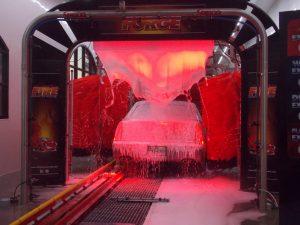 express car wash at flagstop, chester va