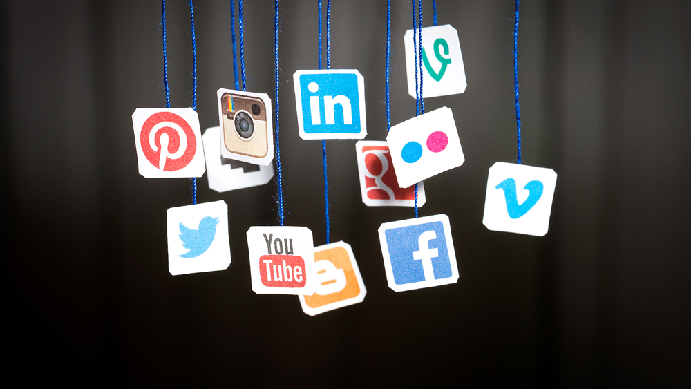 Find Us on Social Media!