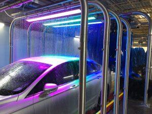 new car wash equipment, flagstop richmond va