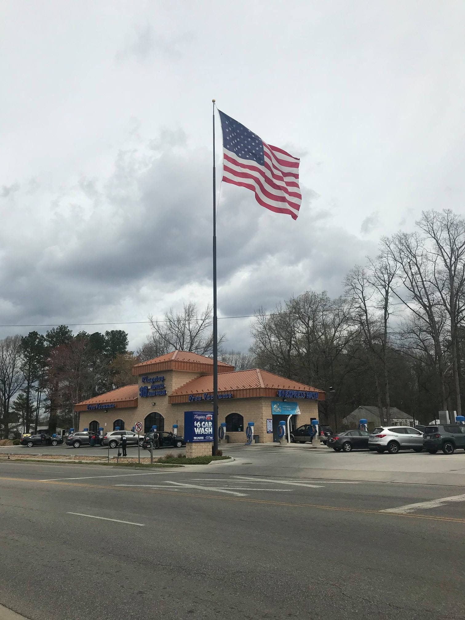 flagstop car wash in hopewell, va receives award