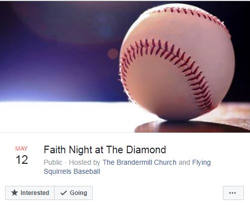 We're Teaming Up for Faith Night at The Diamond!