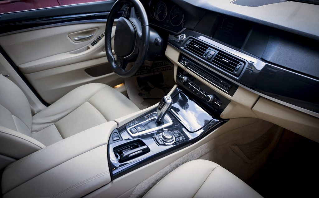 how to protect interior of your car during summer